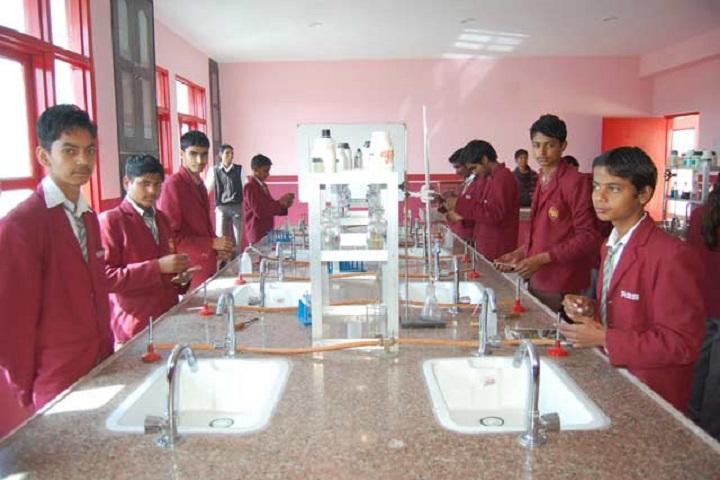 Rao Bane Singh Memorial High School-Chemistry Lab