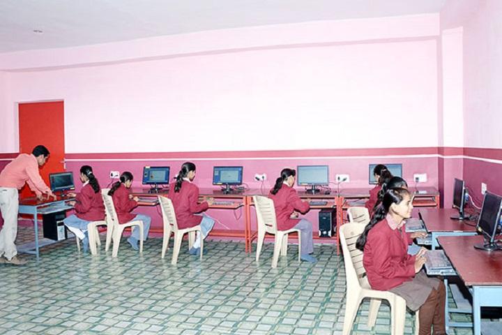 Rao Bane Singh Memorial High School-Computer Lab