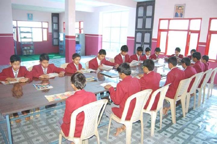 Rao Bane Singh Memorial High School-Library