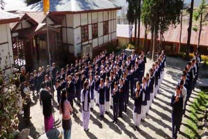 Govt Secondary School-Assembly
