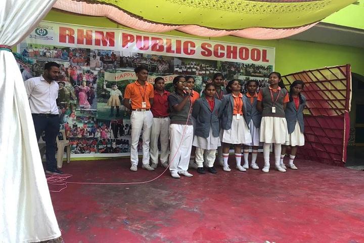 Rao Harchand Memorial Public School-Children Day Celebration