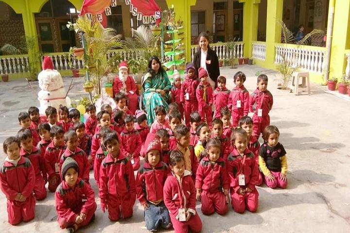 Rao Harchand Memorial Public School-Christmas Celebration