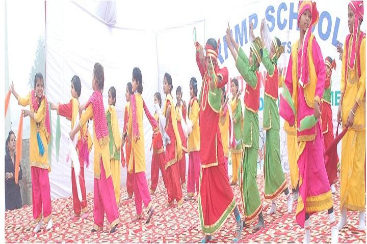 Rao Harchand Memorial Public School-Dance