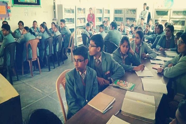 Rao Harchand Memorial Public School-Library