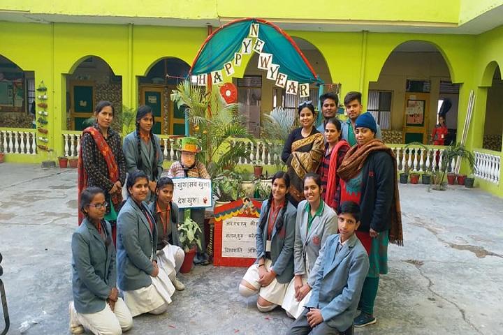 Rao Harchand Memorial Public School-New Year Celebration