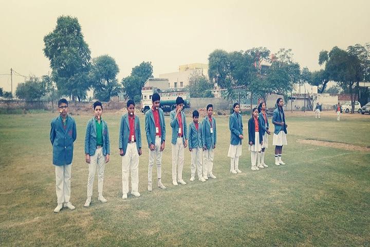 Rao Harchand Memorial Public School-Sports