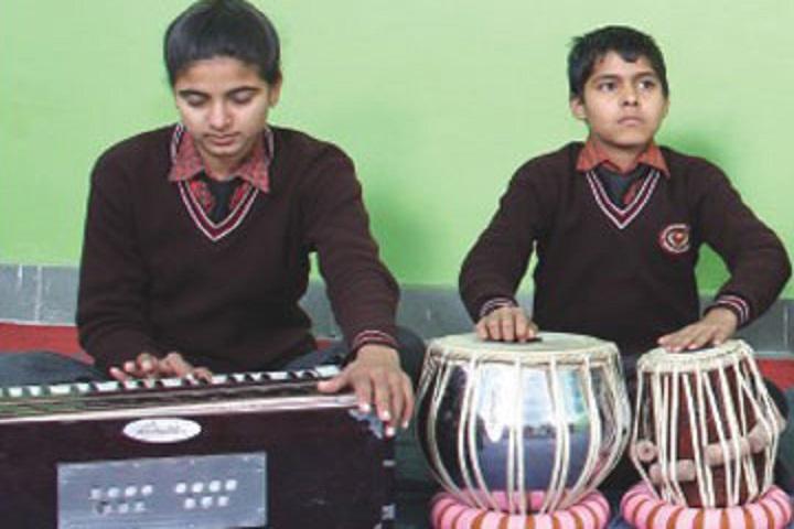 Rao Khem Chand Vidya Vihar Senior Secondary School-Music Class