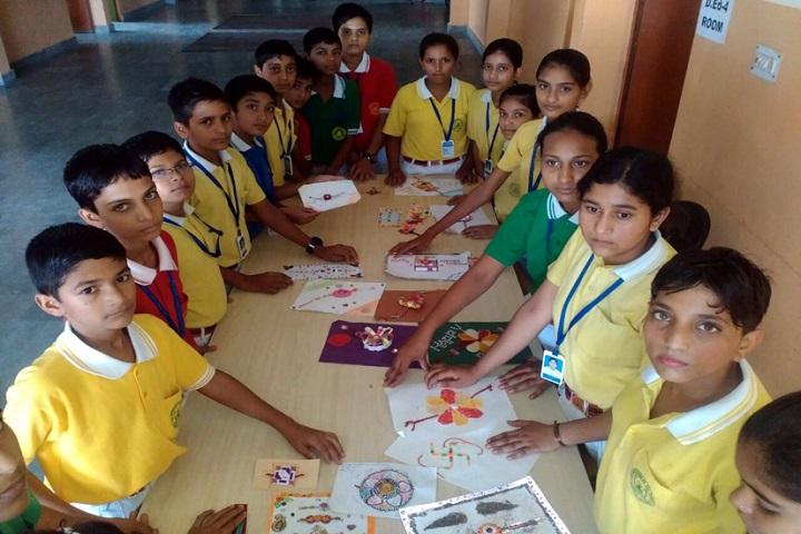 Rao Khem Chand Vidya Vihar Senior Secondary School-Art