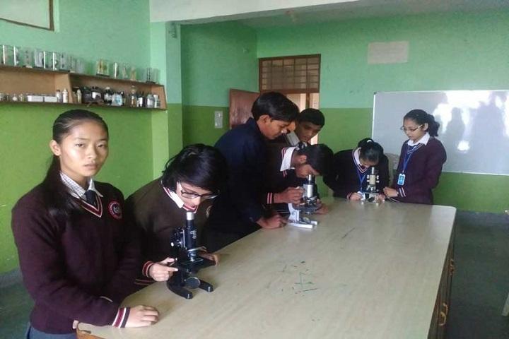 Rao Khem Chand Vidya Vihar Senior Secondary School-Biology Lab