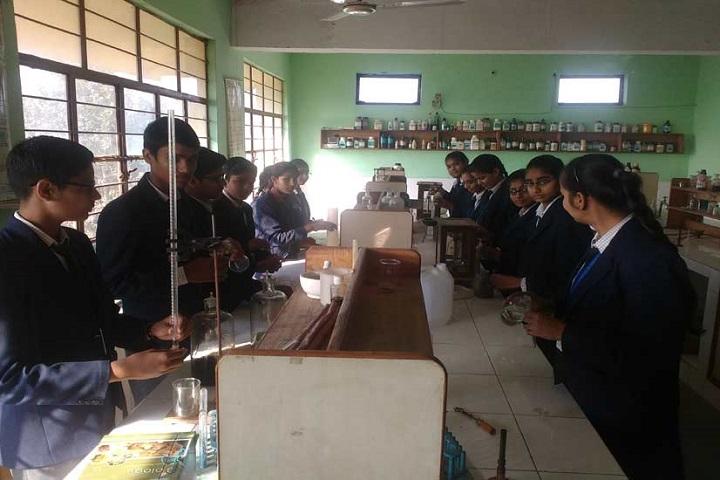 Rao Khem Chand Vidya Vihar Senior Secondary School-Chemistry Lab