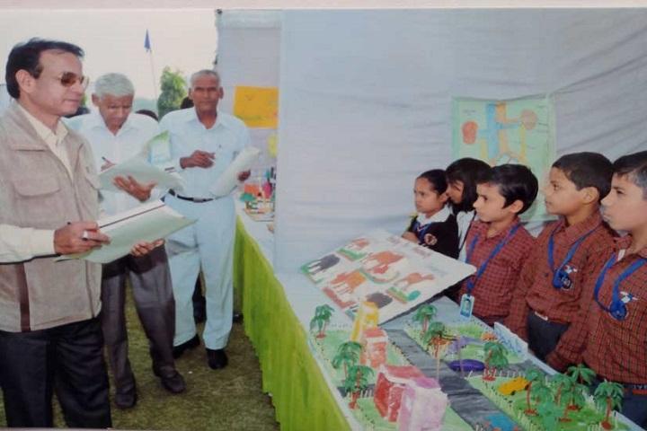 Rao Khem Chand Vidya Vihar Senior Secondary School-Science Exhibition