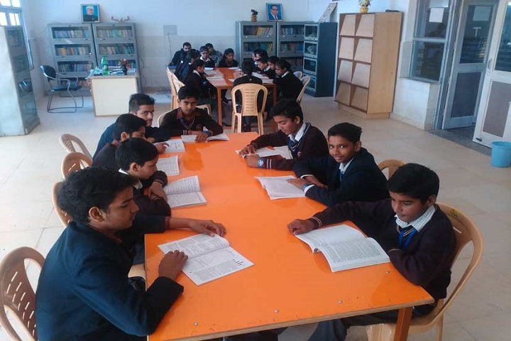 Rao Khem Chand Vidya Vihar Senior Secondary School-Library