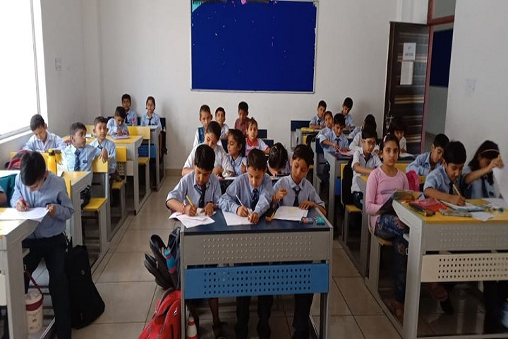 Rao Pahlad Singh Public School-Classroom