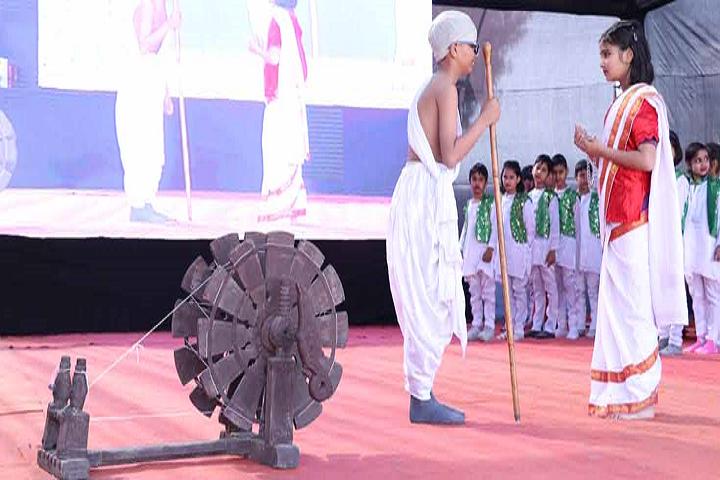 Rao Pahlad Singh Public School-Drama Activity
