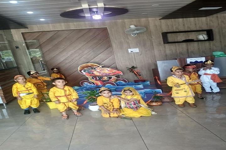 Rao Pahlad Singh Public School-Festival Celebration