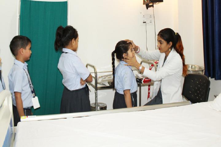 Rao Pahlad Singh Public School-Medical Room