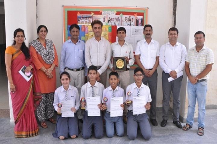 Rao Pahlad Singh Public School-Science Quiz