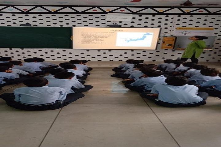 Rao Pahlad Singh Public School-Smart Classroom