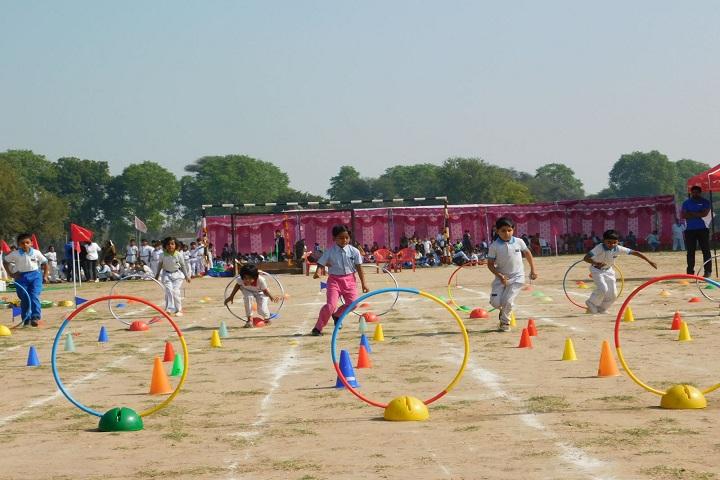 Rao Pahlad Singh Public School-Sports