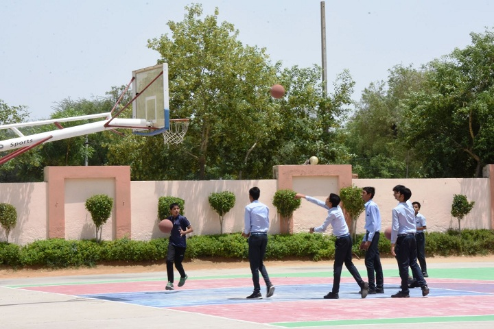 Rao Pahlad Singh Senior Secondary School