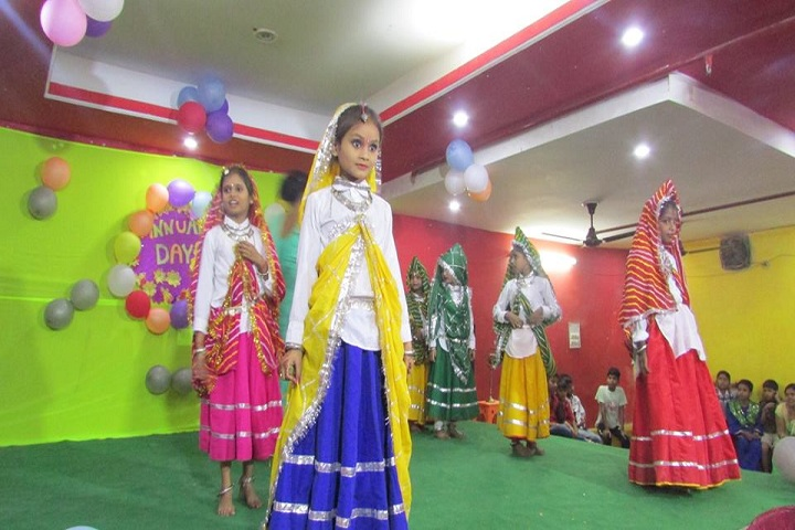 Rao Ram Chander Memorial Public School-Annual Day