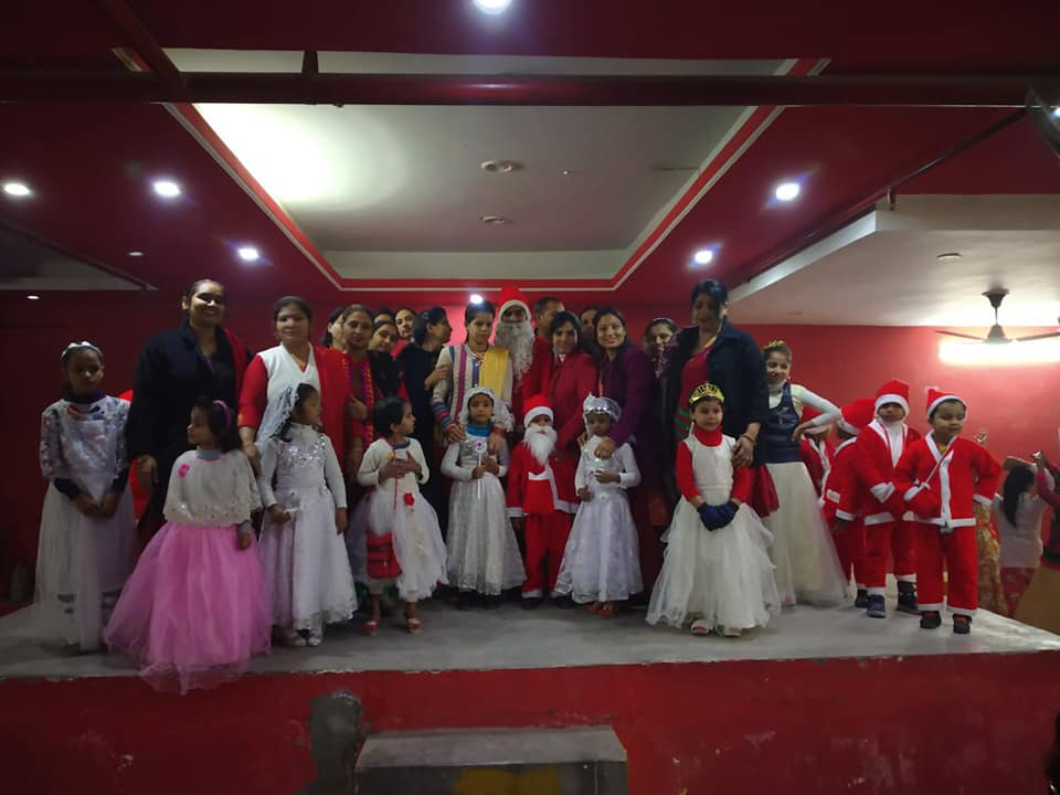 Rao Ram Chander Memorial Public School-Christmas Celebration
