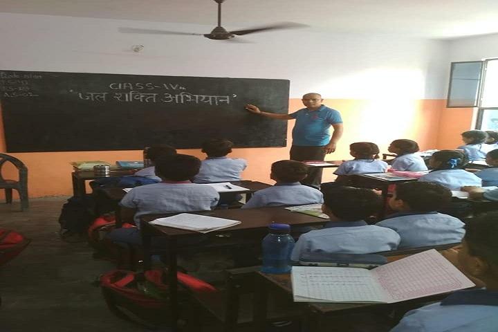 Rao Ram Chander Memorial Public School-Classroom