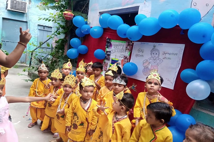 Rao Ram Chander Memorial Public School-Festival Celebration