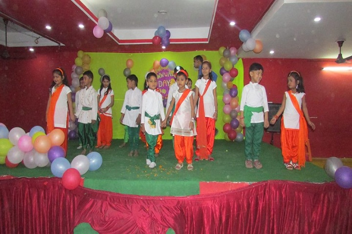 Rao Ram Chander Memorial Public School-Group Dance