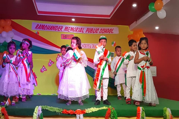 Rao Ram Chander Memorial Public School-Independence Day