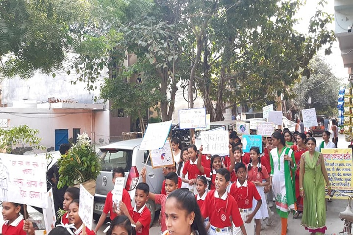 Rao Ram Chander Memorial Public School-Rally