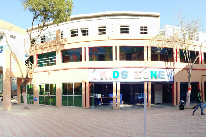School Building - Kids Wing