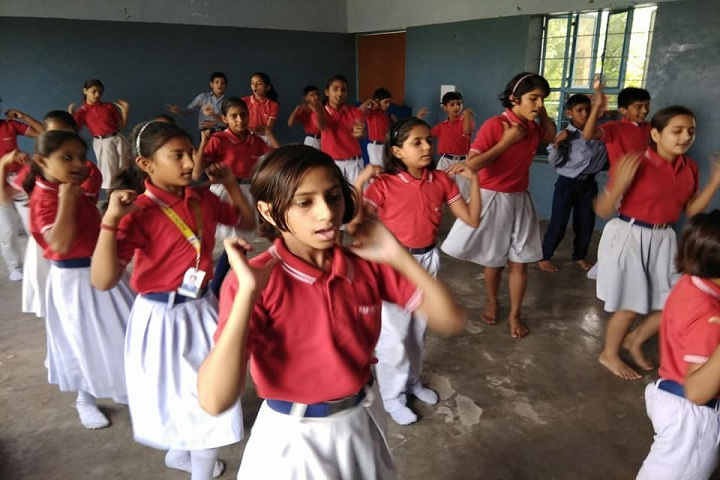 Rashtriya Senior Secondary School-Dance Room