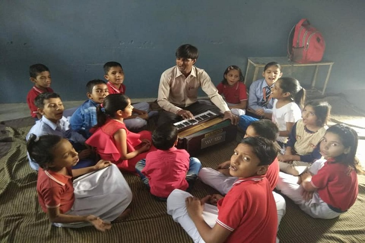 Rashtriya Senior Secondary School-Music Room