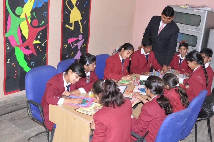 Rattan Convent School-Art Education