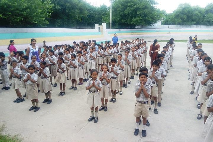 Rattan Convent School-Assembly