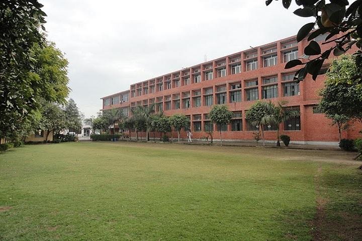 Rattan Convent School-Campus View