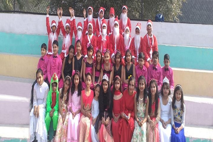 Rattan Convent School-Christmas Celebration