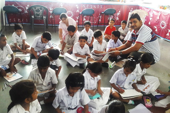 Rattan Convent School-Drawing Competition