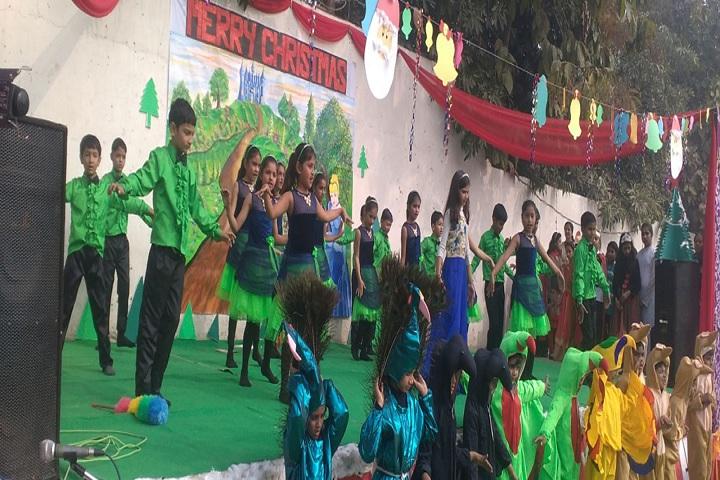 Rattan Convent School-Group Dance
