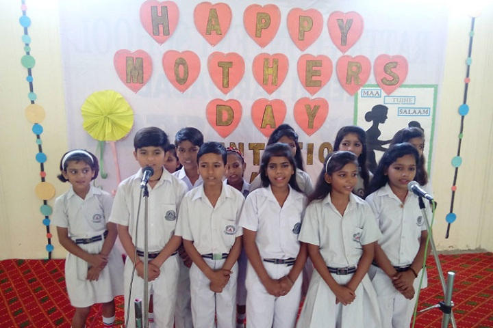 Rattan Convent School-Mather Day Celebration