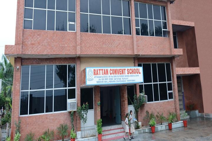 Rattan Convent School-School Building
