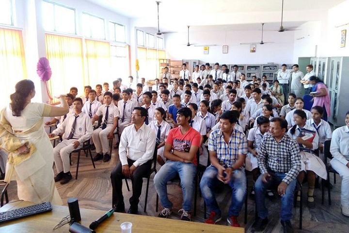Rattan Convent School-Smart Classroom