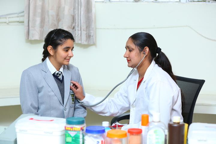 Raunaq Public School-Medical Facility