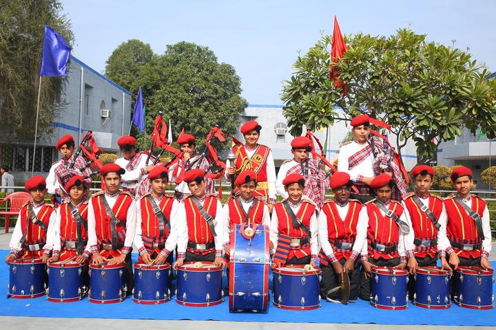 Raunaq Public School-School Band