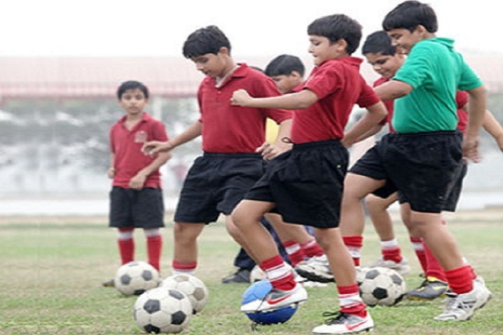 Raunaq Public School-Sports