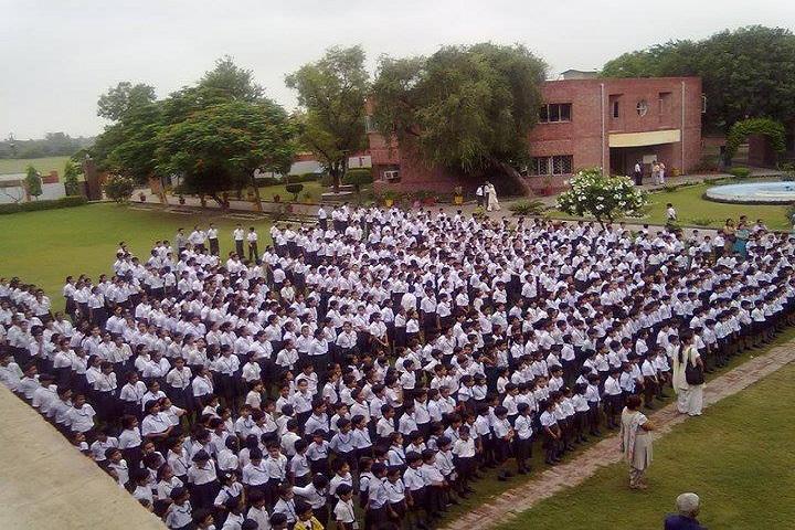 Raunaq Public School-Assembly