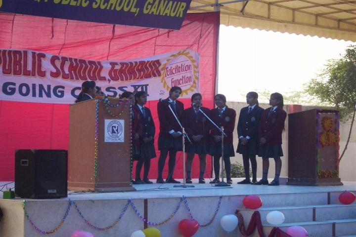 Raunaq Public School-Felicitation Function