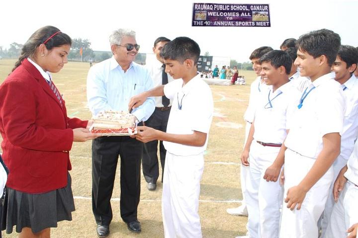 Raunaq Public School-Inaguration