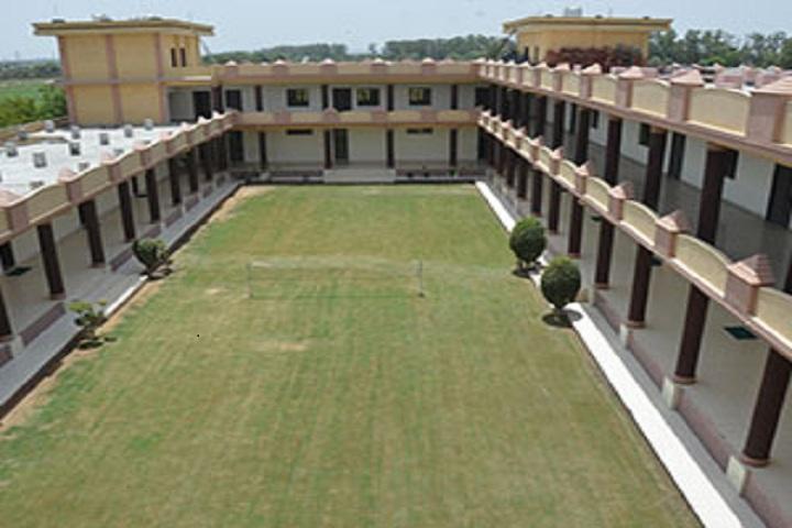 Rawal Bal Shiksha Kendra-Campus View